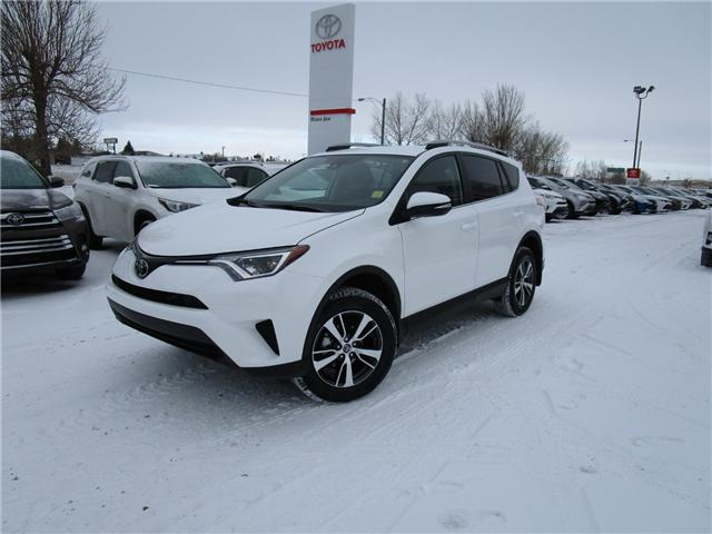 2018 Toyota RAV4 LE (Stk: 189279) in Moose Jaw - Image 1 of 31