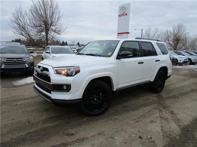 2019 Toyota 4Runner SR5 (Stk: 199026) in Moose Jaw - Image 1 of 36