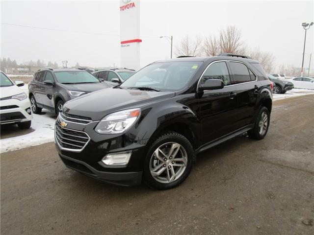 2016 Chevrolet Equinox 1LT (Stk: 78641) in Moose Jaw - Image 1 of 26