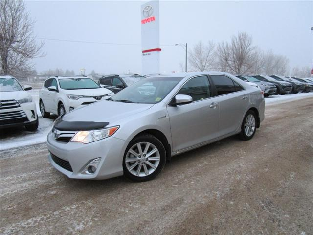 2014 Toyota Camry Hybrid XLE (Stk: 69151) in Moose Jaw - Image 1 of 31