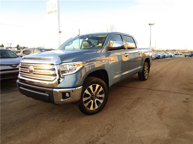 2019 Toyota Tundra Limited 5.7L V8 (Stk: 199036) in Moose Jaw - Image 1 of 15