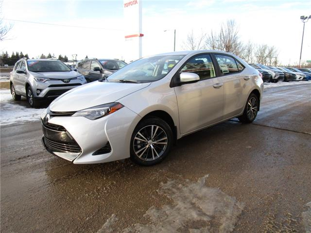 2019 Toyota Corolla LE Upgrade Package (Stk: 198017) in Moose Jaw - Image 1 of 27