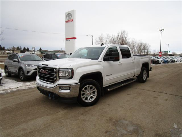 2016 GMC Sierra 1500 SLE (Stk: 1990411) in Moose Jaw - Image 1 of 30