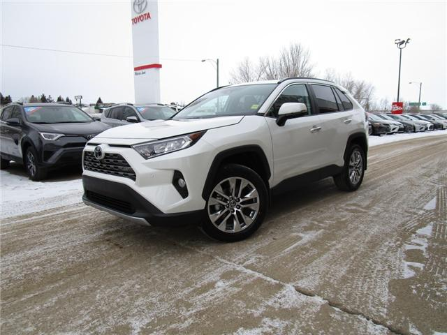 2019 Toyota RAV4 Limited (Stk: 199056) in Moose Jaw - Image 1 of 35