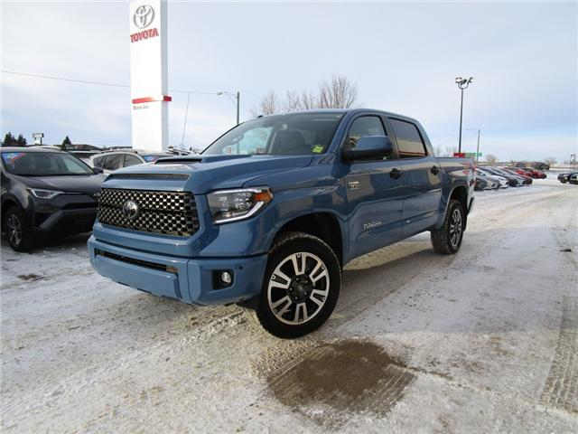 2019 Toyota Tundra TRD Sport Package (Stk: 199057) in Moose Jaw - Image 1 of 24