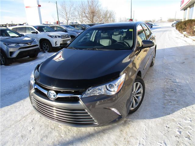 2016 Toyota Camry Hybrid XLE (Stk: 1990412) in Moose Jaw - Image 1 of 28