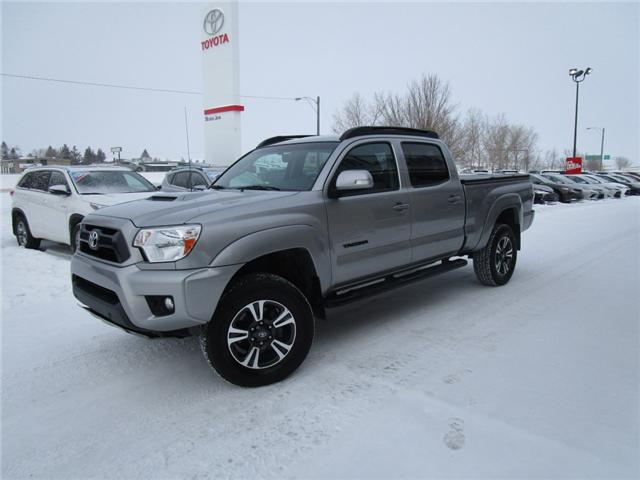2014 Toyota Tacoma V6 (Stk: 78681) in Moose Jaw - Image 1 of 29