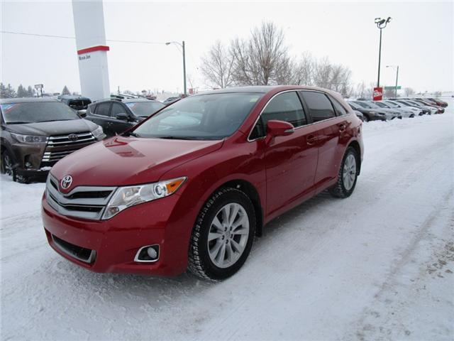 2013 Toyota Venza Base (Stk: 1891142) in Moose Jaw - Image 1 of 33