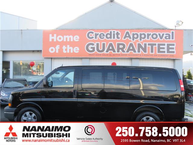 2011 GMC Savana 1500 SLE (Stk: P1698B) in Nanaimo - Image 2 of 9