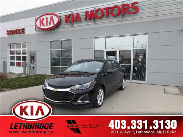 2019 Chevrolet Cruze Premier (Stk: P2623) in Lethbridge - Image 1 of 18