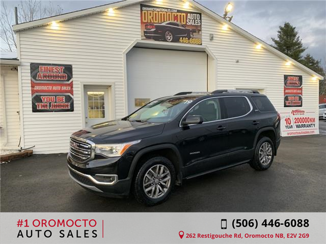 2019 GMC Acadia SLE-2 (Stk: 915) in Oromocto - Image 1 of 15