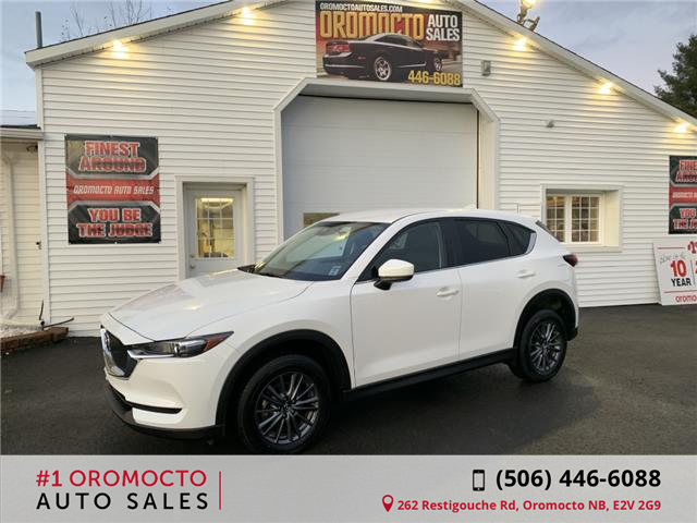 2019 Mazda CX-5 GX (Stk: 518) in Oromocto - Image 1 of 22
