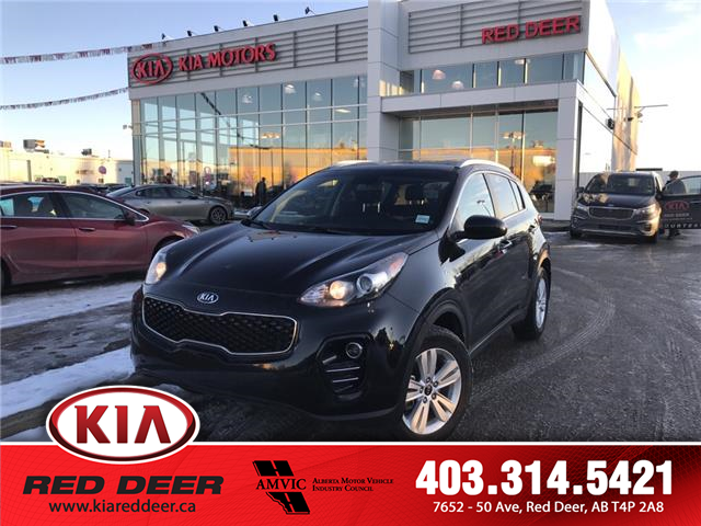 2019 Kia Sportage LX (Stk: P7651) in Red Deer - Image 1 of 20