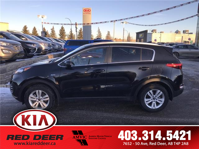 2019 Kia Sportage LX (Stk: P7651) in Red Deer - Image 2 of 20