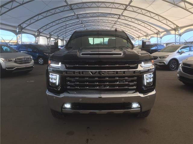 2020 Chevrolet Silverado 3500HD LTZ (Stk: 179811) in AIRDRIE - Image 2 of 50