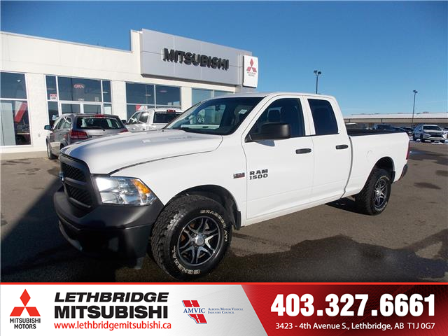 2017 RAM 1500 ST (Stk: P3949) in Lethbridge - Image 1 of 17