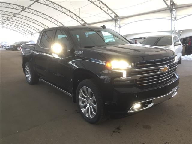 2019 Chevrolet Silverado 1500 High Country (Stk: 179516) in AIRDRIE - Image 1 of 49