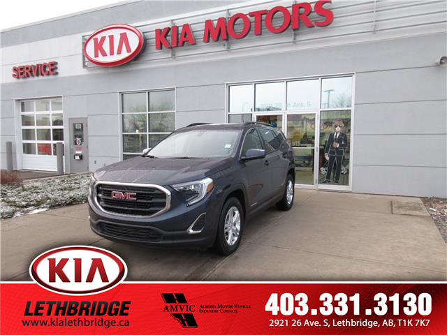 2019 GMC Terrain SLE (Stk: P2613) in Lethbridge - Image 1 of 20