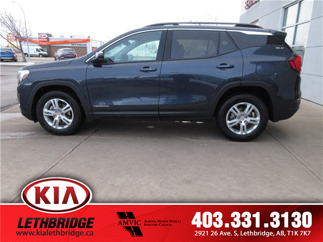 2019 GMC Terrain SLE (Stk: P2613) in Lethbridge - Image 2 of 20