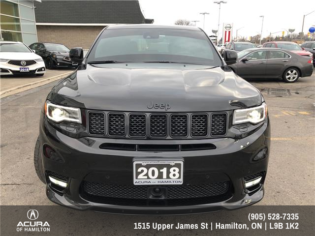 2018 Jeep Grand Cherokee SRT (Stk: 1817980) in Hamilton - Image 2 of 33