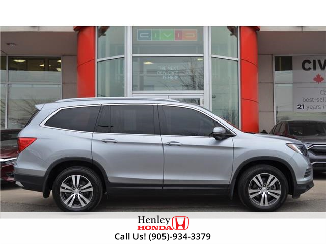 2018 Honda Pilot LEATHER | HEATED SEATS | BLUETOOTH | NAV (Stk: H18139A) in St. Catharines - Image 2 of 30