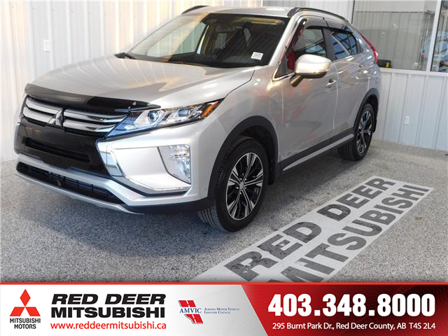 2018 Mitsubishi Eclipse Cross SE (Stk: T187228B) in Red Deer County - Image 1 of 17