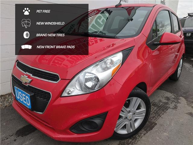2013 Chevrolet Spark 1LT Auto (Stk: H13771A) in North Cranbrook - Image 1 of 14