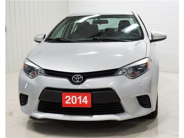 2014 Toyota Corolla CE (Stk: A20073A) in Sault Ste. Marie - Image 1 of 20