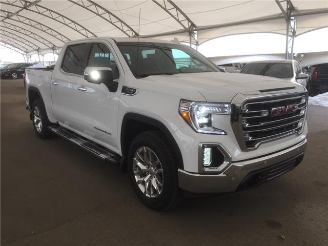 2019 GMC Sierra 1500 SLT (Stk: 180166) in AIRDRIE - Image 1 of 50
