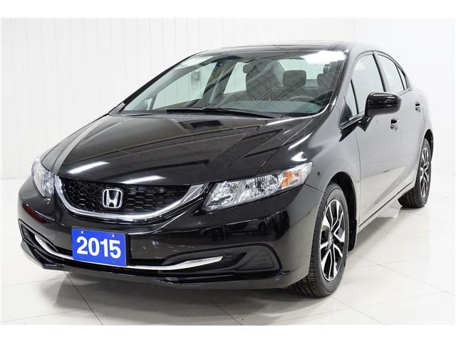 2015 Honda Civic EX (Stk: P5627) in Sault Ste. Marie - Image 2 of 23