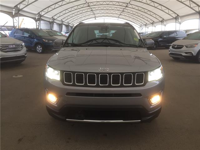 2018 Jeep Compass Limited (Stk: 180001) in AIRDRIE - Image 2 of 40