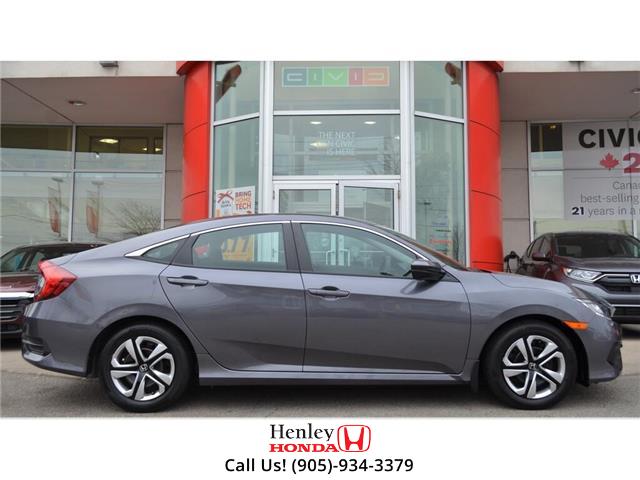 2017 Honda Civic Sedan BLUETOOTH | HEATED SEATS | BACK UP CAMERA | (Stk: R9623) in St. Catharines - Image 2 of 23