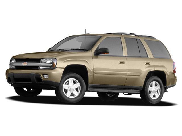 2009 Chevrolet TrailBlazer  (Stk: 19T291B) in Westlock - Image 1 of 2