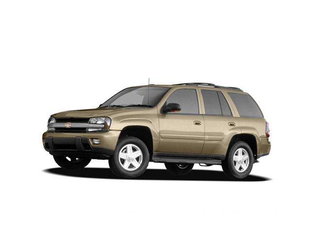 2009 Chevrolet TrailBlazer  (Stk: 19T291B) in Westlock - Image 2 of 2