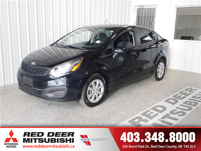 2014 Kia Rio LX (Stk: P8273Z) in Red Deer County - Image 1 of 14