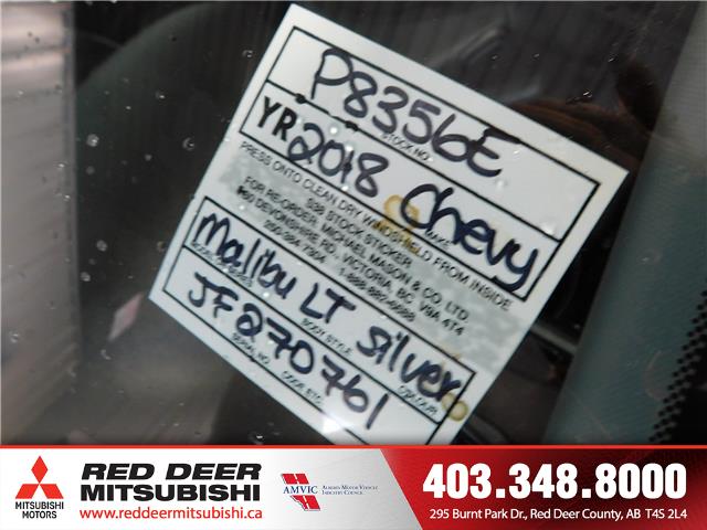 2018 Chevrolet Malibu LT (Stk: P8356E) in Red Deer County - Image 1 of 16