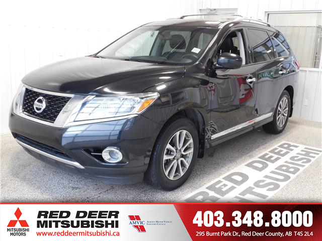 2015 Nissan Pathfinder  (Stk: P8560A) in Red Deer County - Image 1 of 17