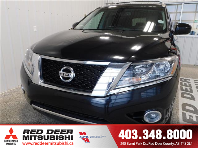2015 Nissan Pathfinder  (Stk: P8560A) in Red Deer County - Image 2 of 17