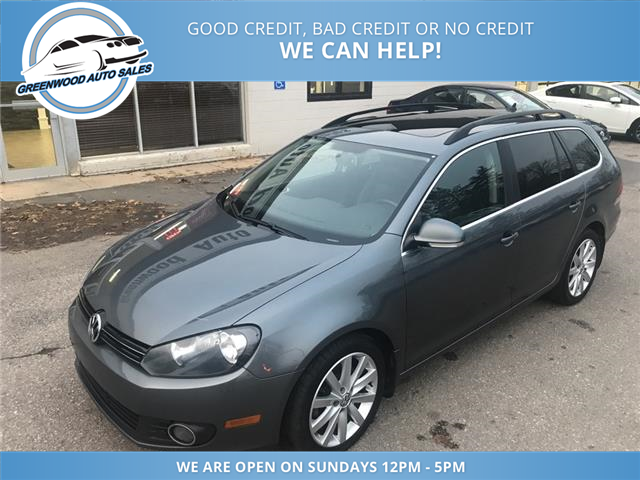 2013 Volkswagen Golf 2.0 TDI Highline (Stk: 13-61163) in Greenwood - Image 2 of 13