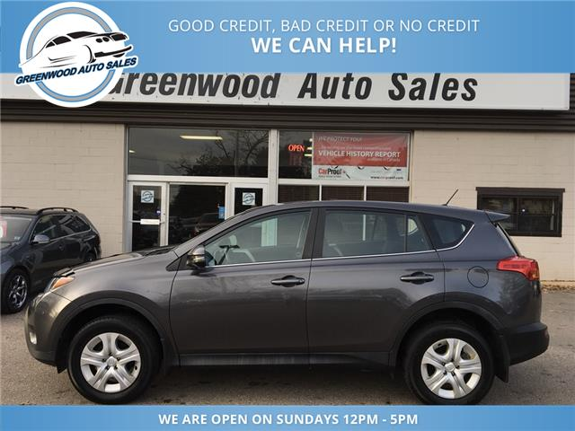 2014 Toyota RAV4 LE (Stk: 14-09739) in Greenwood - Image 1 of 15