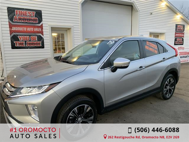 2019 Mitsubishi Eclipse Cross ES (Stk: 499) in Oromocto - Image 2 of 21