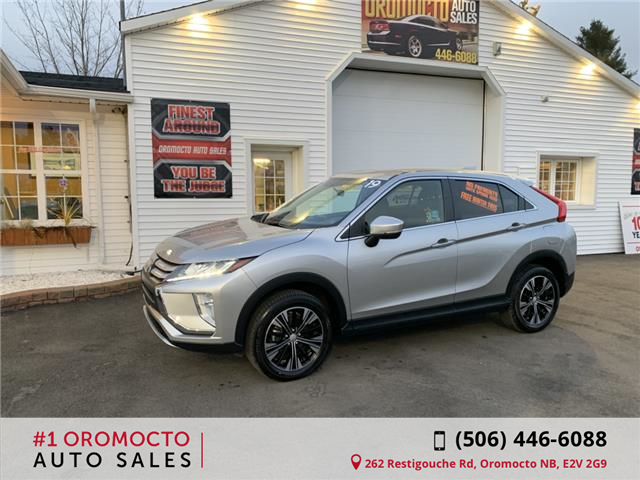2019 Mitsubishi Eclipse Cross ES (Stk: 499) in Oromocto - Image 1 of 21