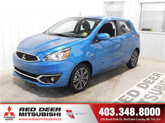 2020 Mitsubishi Mirage GT (Stk: M208648) in Red Deer County - Image 1 of 15