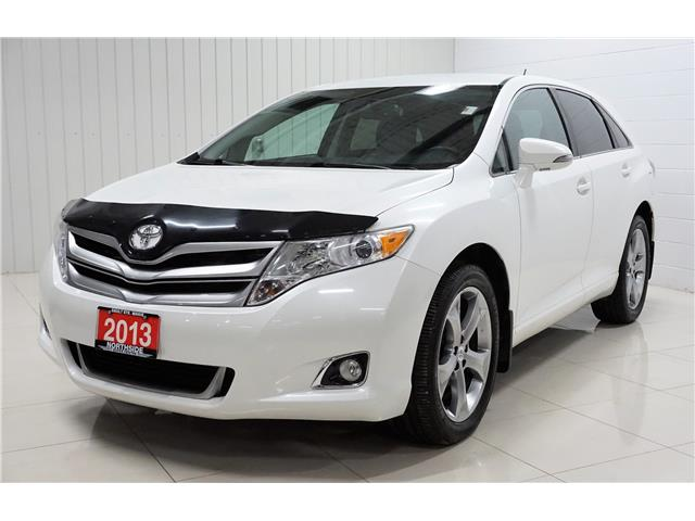 2013 Toyota Venza Base V6 (Stk: T19327B) in Sault Ste. Marie - Image 2 of 17