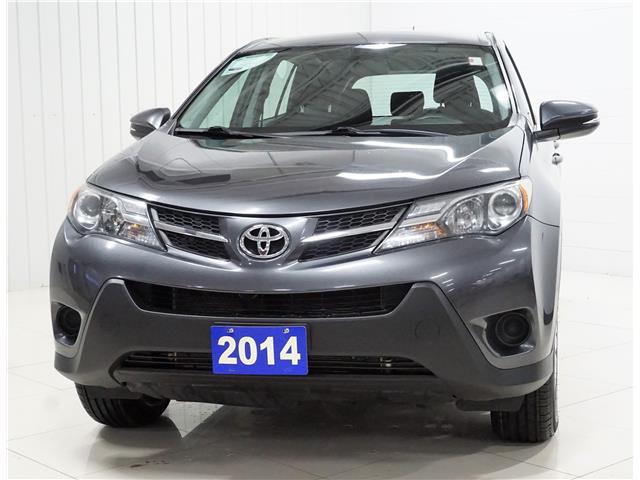 2014 Toyota RAV4 LE (Stk: V19369A) in Sault Ste. Marie - Image 1 of 20