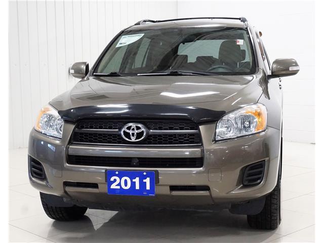 2011 Toyota RAV4 Base (Stk: V19376A) in Sault Ste. Marie - Image 1 of 20