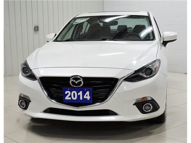 2014 Mazda Mazda3 GT-SKY (Stk: P5632) in Sault Ste. Marie - Image 1 of 24