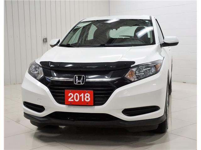 2018 Honda HR-V LX (Stk: T20013A) in Sault Ste. Marie - Image 1 of 22