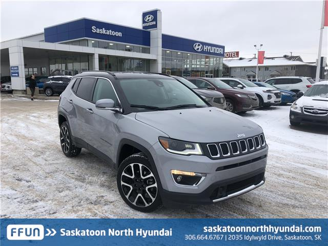 2018 Jeep Compass Limited (Stk: 40137A) in Saskatoon - Image 1 of 30
