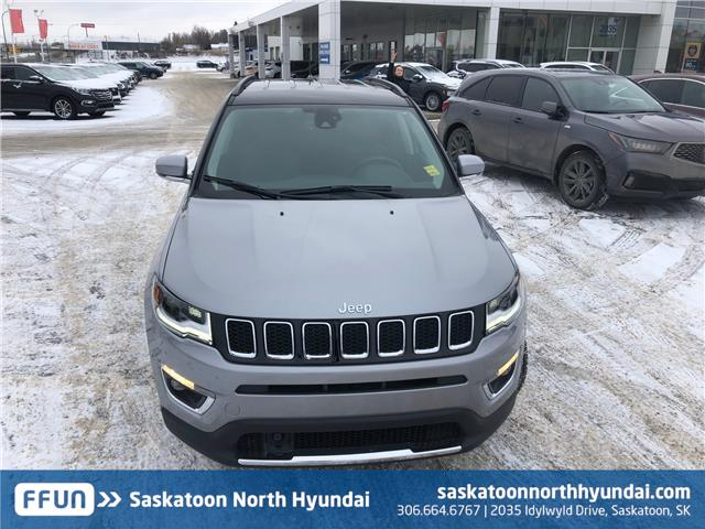 2018 Jeep Compass Limited (Stk: 40137A) in Saskatoon - Image 2 of 30